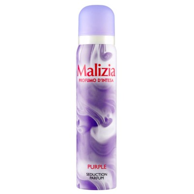 MALIZIA Frau Deodorant Purple Spray Ml 100