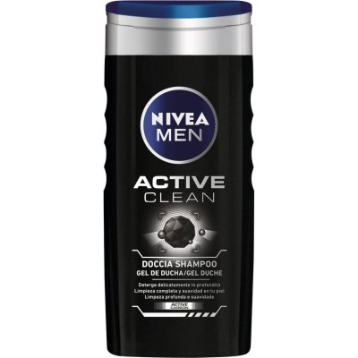 NIVEA MEN Duschschaum active clean ml 250
