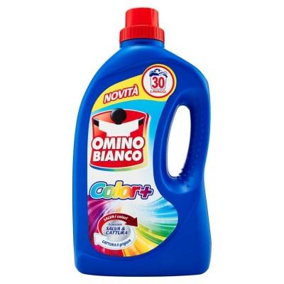 OMINO BIANCO Detersivo Color+ 1950 Ml
