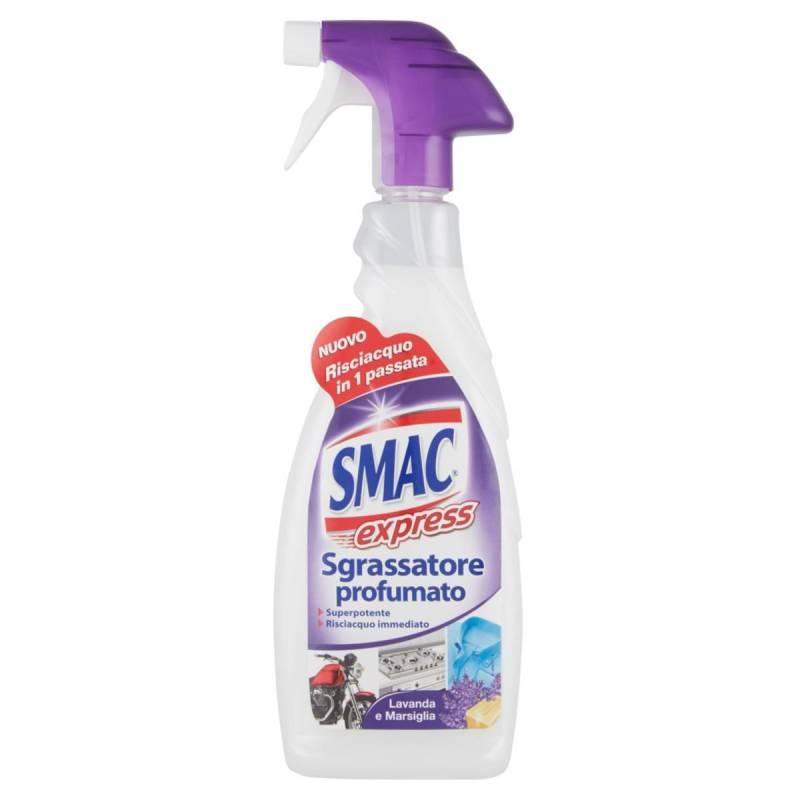 Smac Express, Parfümierter Entfetter, Lavendel und Marseille, 650 ml