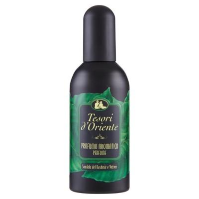 Tesori d'Oriente,  Parfüm Aromatische Sandelholz und Vetiver 100 Ml