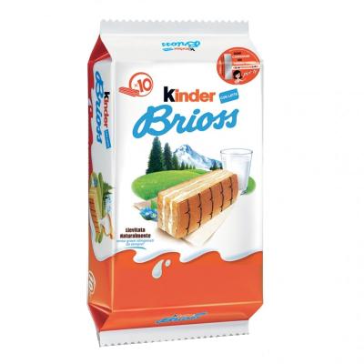 Kinder brioss al latte 280 gr