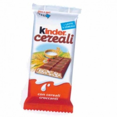 Kinder Cereali Ferrero