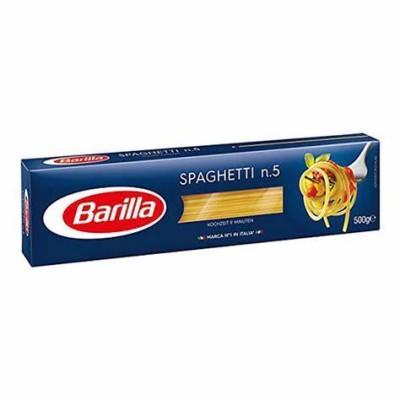 Spaghetti n.5 Barilla 500 gr