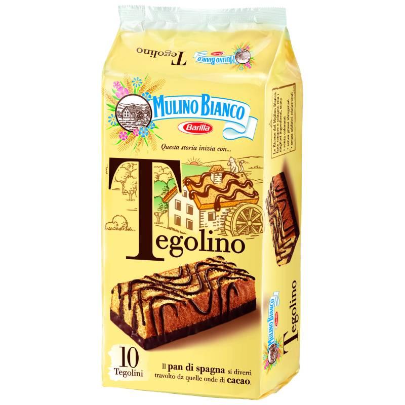 Tegolino Mulino Bianco 350 gr
