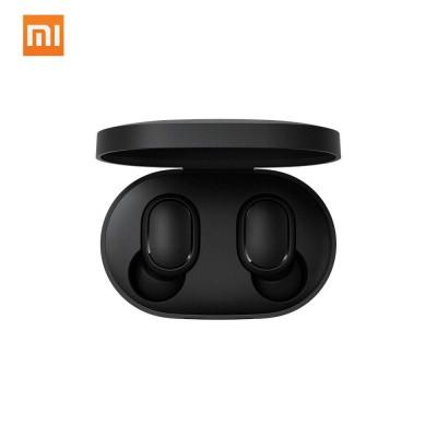 Xiaomi Redmi AirDots, kabellose Kopfhörer, Bluetooth V5.0 TWS, schwarze Farbe