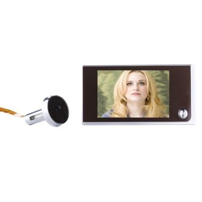 Digitale Peephole mit 3,5-Zoll-Farbdisplay, Videokamera 1.0 mp